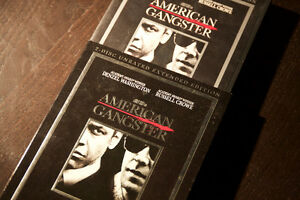 American Gangster DVD/ Unrated Extended Edition (2 Discs) Gatineau Ottawa / Gatineau Area image 1