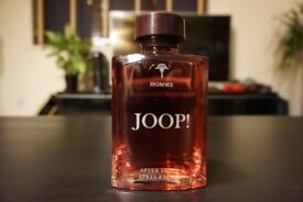 Joop! Homme Aftershave Frangrance 125ml + Mild Deodorant Natural Spray 75ml