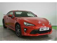 2018 Toyota GT86 Boxer D-4S Pro Coupe Petrol Manual