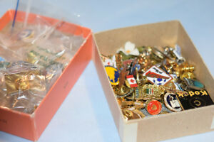 lapel pin collection