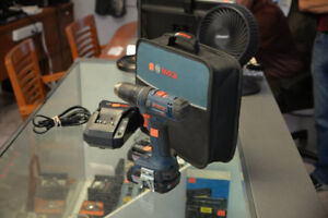 Bosch DDB181 Cordless Drill Driver + 2 Batteries + Charger