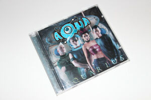 CD-AQUA AQUARIUS-MUSIQUE/MUSIC (C022)