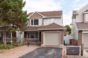 Large and well Maintained Single Home on quiet street for rent!