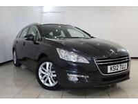2012 12 PEUGEOT 508 1.6 E-HDI SW ACTIVE 5DR AUTOMATIC 115 BHP DIESEL