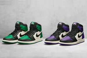 COURT PURPLE size 7.5 and 8.5