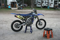 Yamaha Yz450f 2012 for Sale!!
