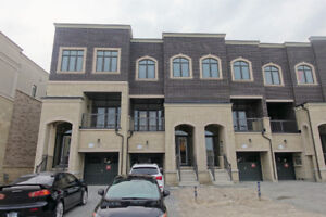 Vaughan brand new townhouse for lease