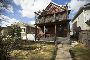 ONE OF A KIND CHARACTER HOME IN PARKDALE