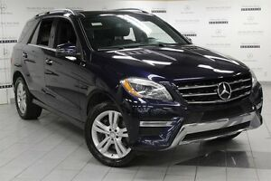 2013 Mercedes-Benz ML350 BlueTEC 4MATIC