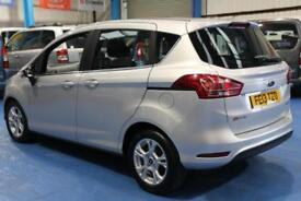 Ford B-Max 1.5TDCi ( 75ps ) 2013 Zetec 13 reg