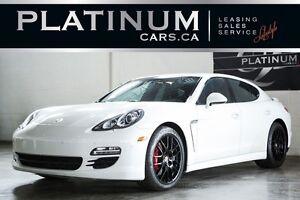 2010 Porsche Panamera 4S/ SPORTS CRONO/ PREMIUM/ LOTS OF OPTIONS