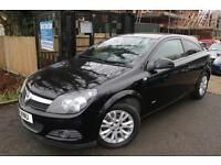 Vauxhall Astra 1.6 SRI Black 3 Door Full Service History Cambelt Changed Finance
