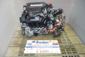 JDM Honda Civic Hybrid Engine Transmission 2006-2011