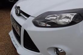 2012 62 FORD FOCUS 1.0 ZETEC S S/S 5D 124 BHP