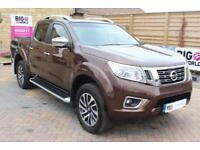 2016 NISSAN NP300 NAVARA DCI 190 TEKNA 4X4 DOUBLE CAB WITH ROLL'N'LOCK TOP PICK