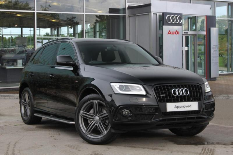 2015 audi q5 2 0 tdi 190 quattro s line plus 5dr s. Black Bedroom Furniture Sets. Home Design Ideas