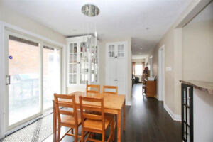 Fully renovated 3+2 bedroom house in East Hamilton