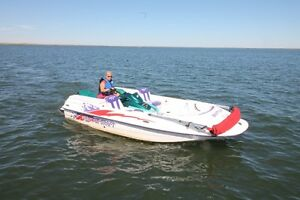 For sale gtx seadoo and shuttlecraft and trailer