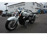 HONDA SHADOW 400 NC34, WHITE, VERY CLEAN IMPORT, RARITY FROM JAPAN,