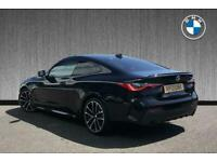 2021 BMW 4 Series 430i M Sport Coupe Auto Coupe Petrol Automatic