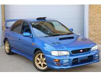 SUBARU IMPREZA WRX STI RA Fresh import MINT CONDITION please see underbody pics