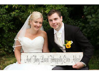 Wonderful Wedding Photography from £450