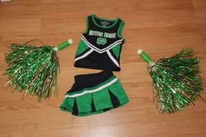 Costume Cheerlading 12-18mois