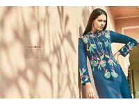 Vanya Designer Indo Western Kurti