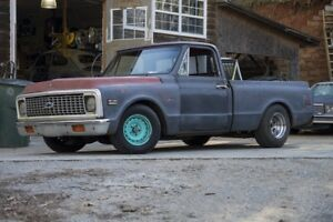 Wanted 67-72 Chevy or GMC project truck