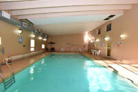 Open House Near Southland - 2 Bed Corner Unit Condo with Pool