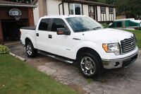 Ford F-150 XTR SuperCrew Pickup Truck with Chrome Package