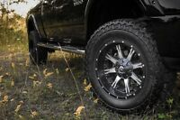 "Pneu Mickey Thompson 37""+ Mag Fuel Nutz 20"""