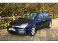 2006 Vauxhall Astra 1.6 with FULL VAUXHALL SERVICE HISTORY and 6 Months WARRANTY