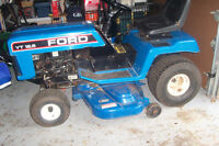 REDUCED - Fall Special - Ford Lawn Tractor