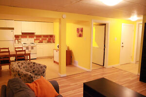 REDUCED! Furnished 1BDRM, TV, Utilities WiFi 1200/m