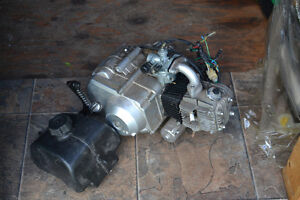 70 cc chinese motor said to be running and turns over