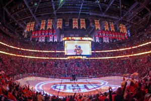 *(2x) TICKETS MONTREAL CANADIENS-RED CORNER 121 T-HABS ATTACK 2x