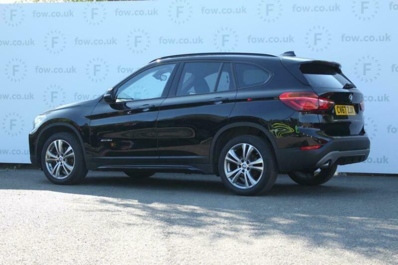 2017 BMW X1 xDrive 18d Sport 5dr SUV Diesel Manual