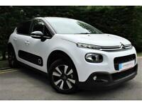2020 Citroen C3 1.2 PureTech Flair Plus EAT6 (s/s) 5dr Hatchback Petrol Automati