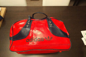 Vintage Adidas Gym Bag - MINT LIKE NEW - LOOK