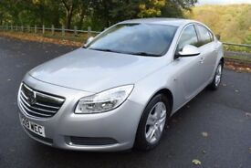 Vauxhall Insignia 1.8I 16V VVT EXCLUSIVE - 6 MONTHS WARRANTY (silver) 2009