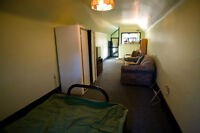 Private Furnished room in Character Loft $700/month