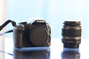 Canon EOS Rebel T1i 15.1MP EXCELLENTE CONDITION