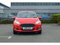 2015 FORD FIESTA Ford Fiesta 1.0 EcoBoost Titanium X 5dr Powershift Auto