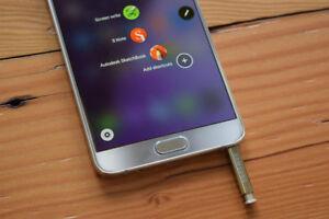 Spécial --  Refurbished Samsung Note 5  Seulement 299$