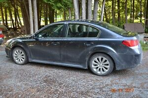2010 Subaru Legacy Sedan leather limited