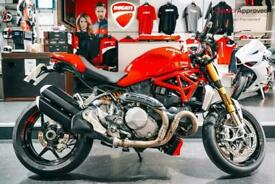 DUCATI Monster 1200 S in Ducati Red **EVER RED WARRANTY TILL 29/04/2022**