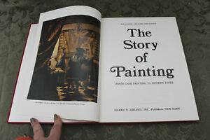 The Story of Painting. From Cave Painting to Modern Times London Ontario image 2