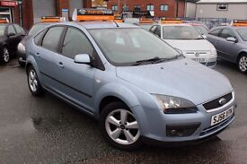 Ford Focus 1.6 Zetec Climate 5dr FULL SERVICE HISTORY/8 STAMPS