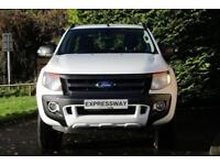 2015 Ford Ranger 3.2 TDCi Wildtrak Double Cab Pickup 4x4 4dr (EU5)